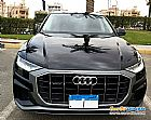 details of used Audi Q8 2019 for sale Alexandira Egypt