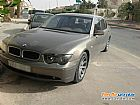details of used BMW 7-Series 2003 for sale Ar Riyad Saudi Arabia