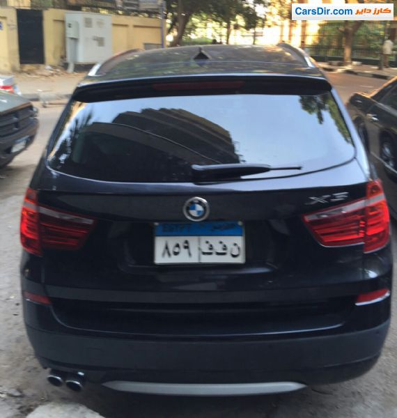 used 2014 bmw x3 for sale in egypt cairo. Black Bedroom Furniture Sets. Home Design Ideas