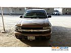 details of used Chevrolet TrailBlazer 2003 for sale Ar Riyad Saudi Arabia