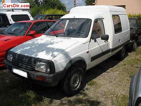 سيارة سيتروين C15 موديل 1997 للبيع في المغرب Youssoufia ب سعر 40000