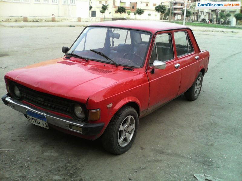 fiat 128 for sale in egypt autos post. Black Bedroom Furniture Sets. Home Design Ideas