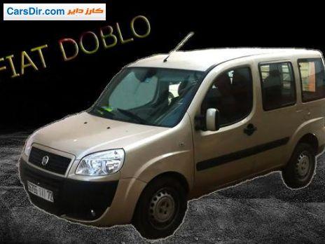 سيارة فيات دوبلو موديل 2012 للبيع في المغرب الدار البيضاء الكبرى ب
