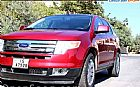 details of used Ford Edge 2008 for sale Amman Jordan