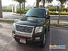 details of used Ford Explorer 2008 for sale Abu Dhabi United Arab Emirates