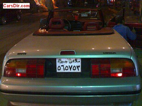سيارة فورد فورد كابرى كابورليه موديل 1992 للبيع في مصر الجيزة ب سعر 75 000 جنيه كارز داير