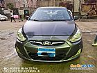 details of used HYUNDAI Accent 2011 for sale Jizah Egypt
