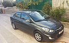 details of used HYUNDAI Accent 2013 for sale Amman Jordan