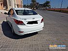 details of used HYUNDAI Accent 2015 for sale Al Asimah Bahrain