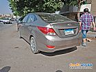 details of used HYUNDAI Accent 2015 for sale Cairo Egypt