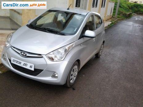 سيارة هيونداي Atos Eon موديل 2012 للبيع في الجزائر غليزان ب سعر