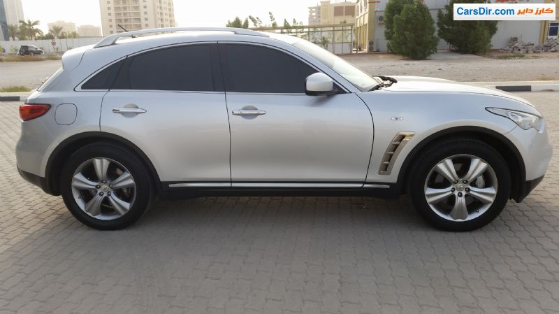 used 2009 infiniti fx35 for sale in united arab emirates sharjah. Black Bedroom Furniture Sets. Home Design Ideas