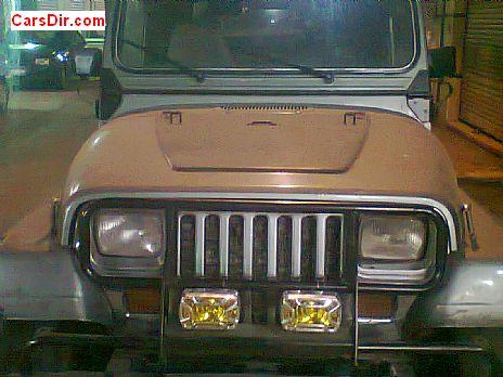 سيارة جيب رانجلر موديل 1994 للبيع في مصر القاهرة ب سعر 38 000 جنيه كارز داير