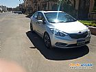 details of used KIA Cerato 2015 for sale Cairo Egypt