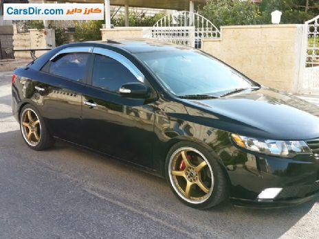 سيارة كيا فورتي موديل 2010 للبيع في الأردن إربد ب سعر 14 000 دينار كارز داير