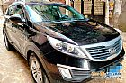 details of used KIA Sportage 2012 for sale Cairo Egypt