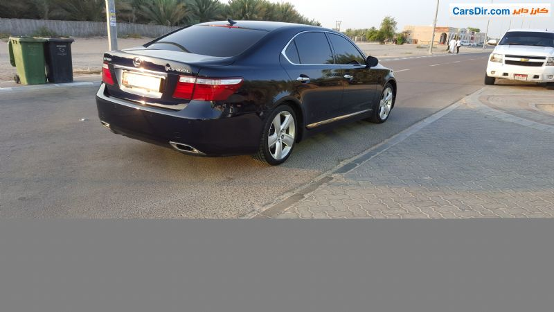 used 2007 lexus ls 460 for sale in united arab emirates abu dhabi. Black Bedroom Furniture Sets. Home Design Ideas