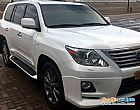 details of used LEXUS LX 570 2011 for sale Masqat Oman
