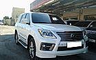 2012 ���� LX 570 - ������� - �������