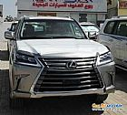 details of used LEXUS LX 570 2017 for sale Masqat Oman
