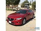 details of used MAZDA 6 2016 for sale Ar Riyad Saudi Arabia