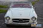 details of used Mercedes 190 SL 1960 for sale Jawa Timur Indonesia