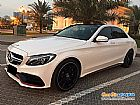 2016 Mercedes C Class - United Arab Emirates - Dubai