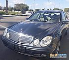 details of used Mercedes E 240 2004 for sale Cairo Egypt