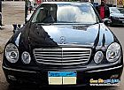 details of used Mercedes E 240 2005 for sale Alexandira Egypt