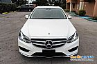 details of used Mercedes E 350 2014 for sale Beirut Lebanon