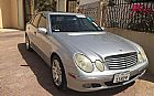 2003 Mercedes E 500 - United Arab Emirates - Abu Dhabi