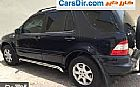 details of used Mercedes ML 320 2000 for sale San'a Yemen