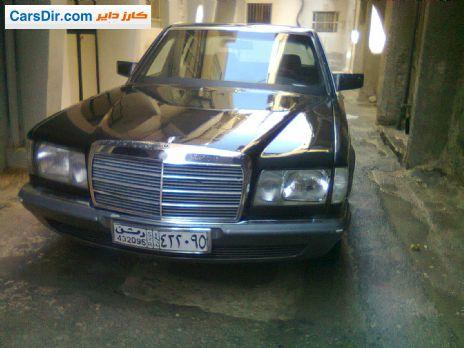 سيارة مرسيدس S 350 موديل 1984 للبيع في سوريا دمشق ب سعر 1100000