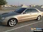 details of used Mercedes S 350 2009 for sale Dubai United Arab Emirates