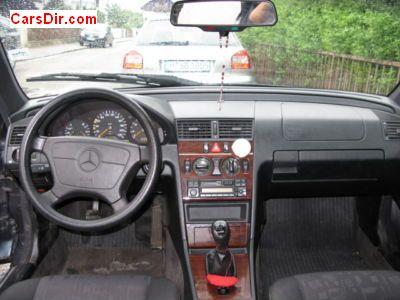 Used 1997 mercedes mercedes benz c 220 d elegance for sale for Used mercedes benz cars for sale in germany