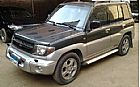 details of used MITSUBISHI Pajero 2001 for sale Cairo Egypt