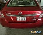 details of used NISSAN Altima 2014 for sale Hawalli Kuwait