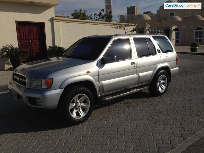 سيارة نيسان باثفايندر موديل 2003 للبيع في الإمارات الشارقة ب سعر 11 000 درهم كارز داير