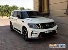 details of used NISSAN Patrol 2014 for sale Masqat Oman