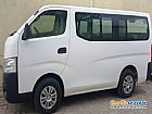 details of used NISSAN Urvan 2016 for sale Dubai United Arab Emirates