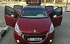 details of used PEUGEOT 208 2015 for sale Abu Dhabi United Arab Emirates