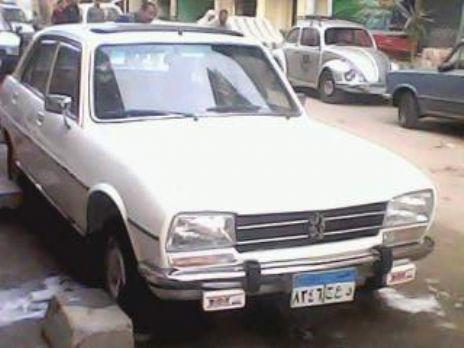 بيجو 504 موديل 1979 للبيع فى مصر