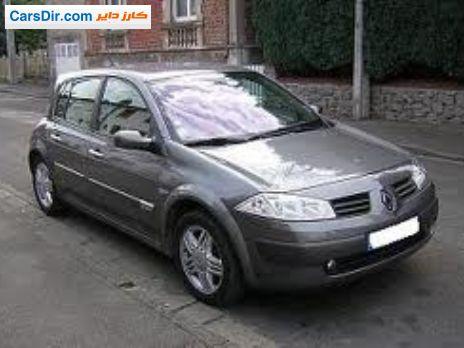 سيارة رينو ميجان موديل 2008 للبيع في الجزائر الجزائر ب سعر 1 000 000 دينار كارز داير