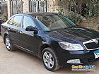 details of used SKODA Fantasia 2009 for sale 6th of October Egypt