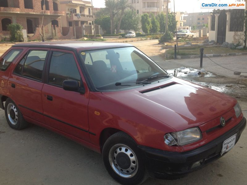 used 1996 skoda felicia combi for sale in egypt cairo