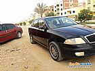 details of used SKODA Octavia 2008 for sale Cairo Egypt