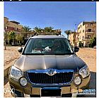 details of used SKODA Yeti 2014 for sale Cairo Egypt