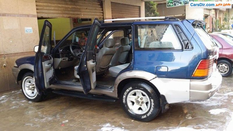 Used 1994 SsangYong Musso for sale in Egypt Jizah, Price ...
