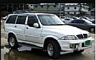 details of used SsangYong Musso 1999 for sale Babil Iraq