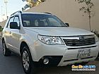 details of used Subaru Forester 2009 for sale Ar Riyad Saudi Arabia
